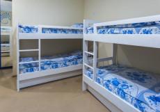Jazz House Hostel Кровать в общем 4-местном номере для мужчин и женщин