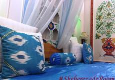 Amelia Boutique Hotel | Бухара | Парковка  Двухместный номер Делюкс с 1 кроватью или 2 отдельными кроватями