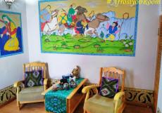 Amelia Boutique Hotel | Бухара | Парковка Люкс с кроватью размера «king-size»