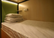 Винегрет | м. Арбатская | Wi-Fi Спальное место на двухъярусной кровати в общем номере для мужчин и женщин
