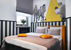 Арт Отель Софит Улучшенный номер с кроватью размера