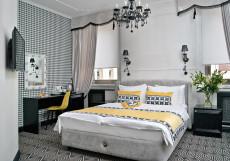 Арт Отель Софит Люкс с 1 спальней