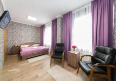 Династия | м. Таганская Улучшенный номер с кроватью размера