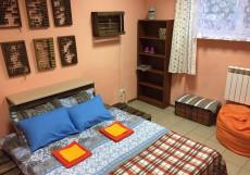 Сова   Иваново   Парковка Улучшенный номер с кроватью размера