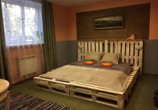Сова   Иваново   Парковка Номер Делюкс с кроватью размера