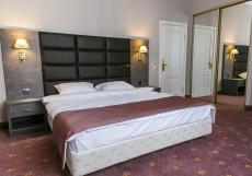 Парк Отель | Черкесск Большой двухместный номер