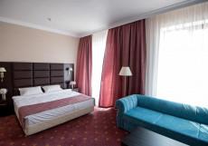Парк Отель | Черкесск Двухместный номер-студио Делюкс с 1 кроватью