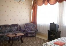 Маяк | Комсомольск-на-Амуре | Wi-Fi Двухместный номер с 2 отдельными кроватями и общей ванной комнатой