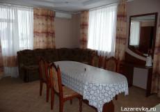 Азалия | Лазаревское | Wi-FI Семейный номер с видом на море