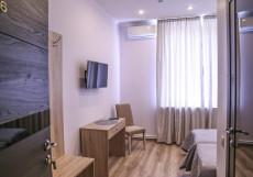 Гости | Лобня | Парковка Бюджетный двухместный номер с 1 кроватью или 2 отдельными кроватями