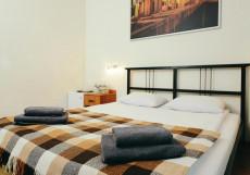 Айсберг Хаус-ПРЕДОПЛАТА | Лобня | Парковка Улучшенный двухместный номер с 1 кроватью