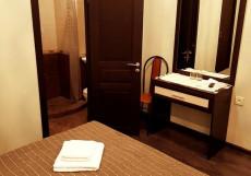 World Home |  Люберцы | Парковка Бюджетный двухместный номер с 1 кроватью или 2 отдельными кроватями – С сауной