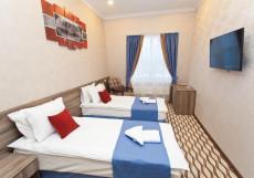 Мансарда | Люберцы | Парковка Двухместный номер с 1 кроватью или 2 отдельными кроватями