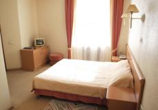 Урал-Отель | Магнитогорск | Парковка Двухместный номер с 1 кроватью или 2 отдельными кроватями