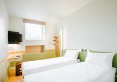 Ибис Ibis Budget Панфиловская Стандартный двухместный номер с 2 отдельными кроватями