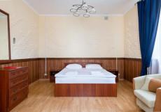 Верона-Комплекс | д. Лобаново Улучшенный двухместный номер с 1 кроватью