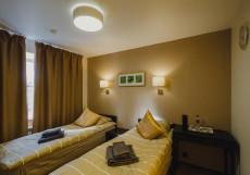 Rooms & Breakfast | Мурманск | Парковка Стандартный двухместный номер с 1 кроватью или 2 отдельными кроватями