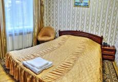 Славия | Нижний Новгород | Wi-Fi Двухместный номер-студио Делюкс с 1 кроватью