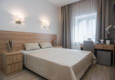 Valeri | Новосибирск | Парковка Wi-Fi Стандартный двухместный люкс с 1 кроватью