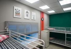 Valeri | Новосибирск | Парковка Wi-Fi Четырехместный номер эконом-класса с общей ванной комнатой