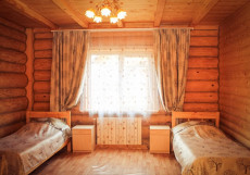 Тимофеевская Усадьба   Осташков   Парковка Стандартный двухместный номер с 2 отдельными кроватями