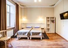 Отель на Римского-Корсакова Стандартный двухместный номер с 2 отдельными кроватями