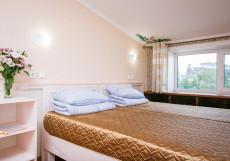 Отель на Римского-Корсакова Бюджетный двухместный номер с 2 отдельными кроватями