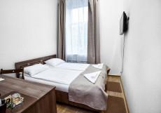 Меридиан | м. Гостиный Двор | Wi-Fi Стандартный двухместный номер с 1 кроватью и ванной