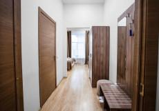 Меридиан | м. Гостиный Двор | Wi-Fi  Двухместный номер «Комфорт» с 1 кроватью или 2 отдельными кроватями