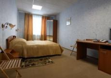 Арктика б. САВАЛАН отель (г. Тюмень) СТАНДАРТ (одна двухместная кровать)