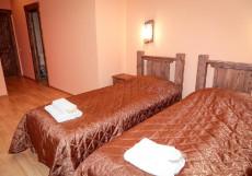 Охотничья Усадьба (Размещение туристических групп) Стандартный двухместный номер с 2 отдельными кроватями