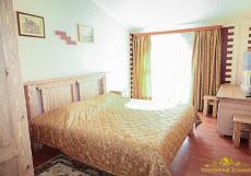 Охотничья Усадьба (Размещение туристических групп) Классический двухместный номер с 1 кроватью