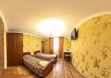 Гостевой дом Башня | Севастополь | Парковка Двухместный номер с 1 кроватью или 2 отдельными кроватями