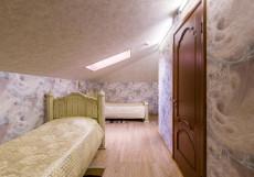 Барские Полати | Сергиев Посад | Парковка Бюджетный двухместный номер с 2 отдельными кроватями