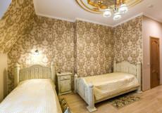 Барские Полати | Сергиев Посад | Парковка Стандартный двухместный номер с 1 кроватью или 2 отдельными кроватями