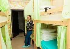 Хостел Рус-Якутск |Якутск| Парковка Кровать в общем 6-местном номере для женщин