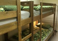 100 друзей|Уфа|WI-FI Кровать в общем 8-местном номере для женщин
