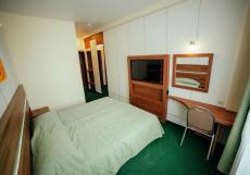Арт-отель Ульяновск Правый Берег Стандартный двухместный номер с 1 кроватью