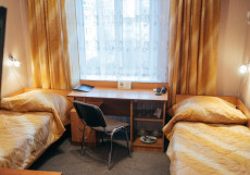 Волга | Ульяновск Стандартный двухместный номер с 2 отдельными кроватями