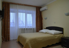 ЧАЙКА отель | Тольятти | Парковка Небольшой двухместный номер с 1 кроватью