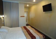 Планета | Сочи | Парковка Двухместный номер с 1 кроватью или 2 отдельными кроватями и дополнительной кроватью