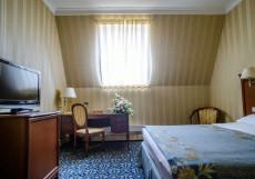 Парк Отель Калуга Двухместный номер с 1 кроватью или 2 отдельными кроватями - Мансарда