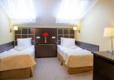 Best Western Kaluga  Двухместный номер с 2 отдельными кроватями
