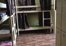 The Secret Place | м. Шоссе Энтузиастов Кровать в общем 10-местном номере для мужчин и женщин