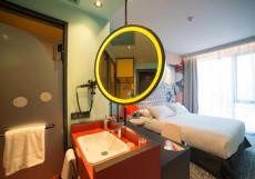 Ibis Styles Tbilisi Center Стандартный двухместный номер с 1 кроватью или 2 отдельными кроватями