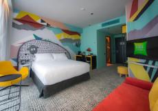 Ibis Styles Tbilisi Center Улучшенный двухместный номер с 1 кроватью
