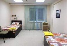 Тортуга | Tortuga | Тюмень | Wi-Fi Односпальная кровать в общем номере