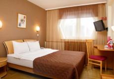 АЗИМУТ ОТЕЛЬ СИБИРЬ Стандартный двухместный номер с 2 отдельными кроватями