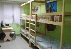 Мякинино/Хостел | Станция метро Мякинино | Wi-Fi Кровать в общем 6-местном номере для мужчин