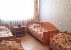 Динамо | Пермь | Бесплатный Wi-Fi Кровать в общем четырехместном номере